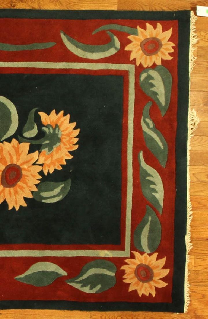 Sunflower Rug - 4