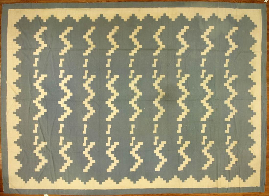 Tribal Needlepoint Rug