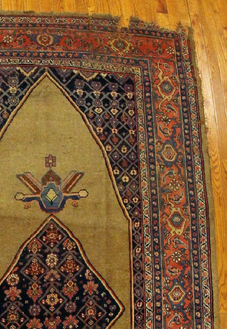Antique Persian Bidjar Rug - 2