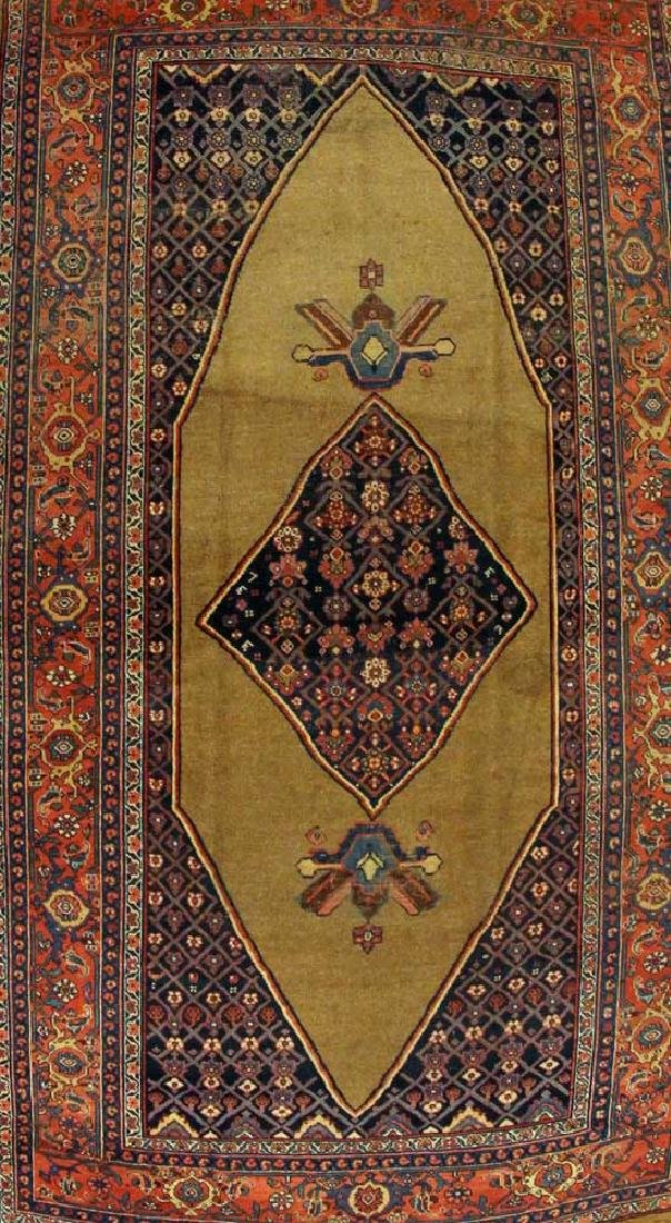 Antique Persian Bidjar Rug - 3
