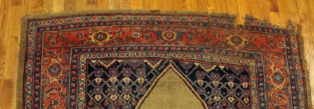 Antique Persian Bidjar Rug - 5