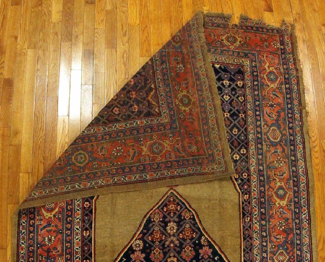 Antique Persian Bidjar Rug - 6
