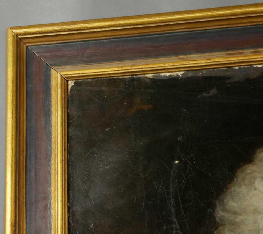 18/19th C. Continental School Oil on Canvas - 4