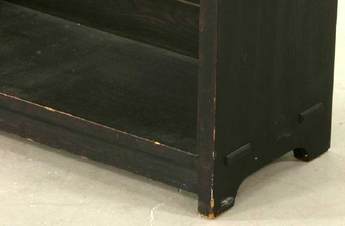 Gustav Stickley Open Bookcase, Labeled - 3