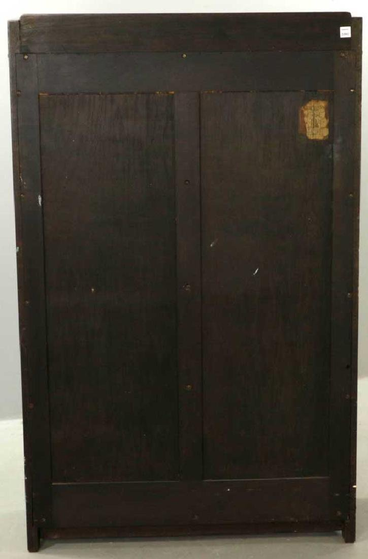 Gustav Stickley Open Bookcase, Labeled - 5