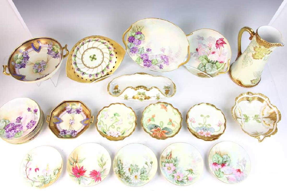 Lot of Limoges and Bavarian China - 2