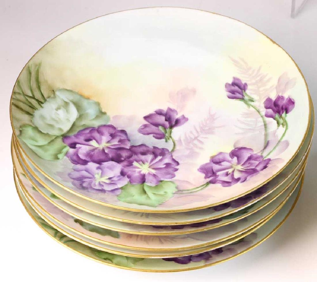 Lot of Limoges and Bavarian China - 3