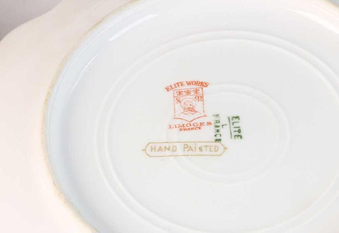 Lot of Limoges and Bavarian China - 8