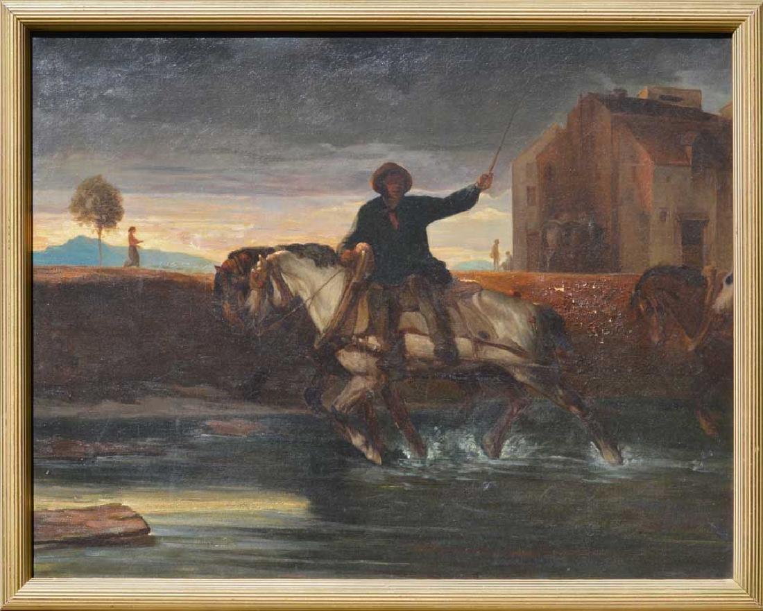 American School Equestrian Scene