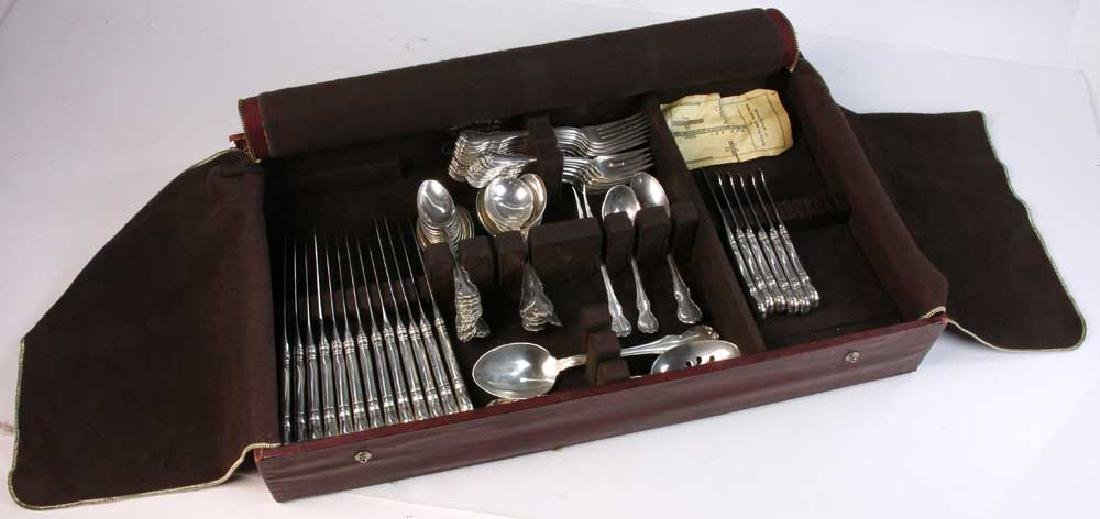"Gorham ""French Provincial"" Sterling Flatware"