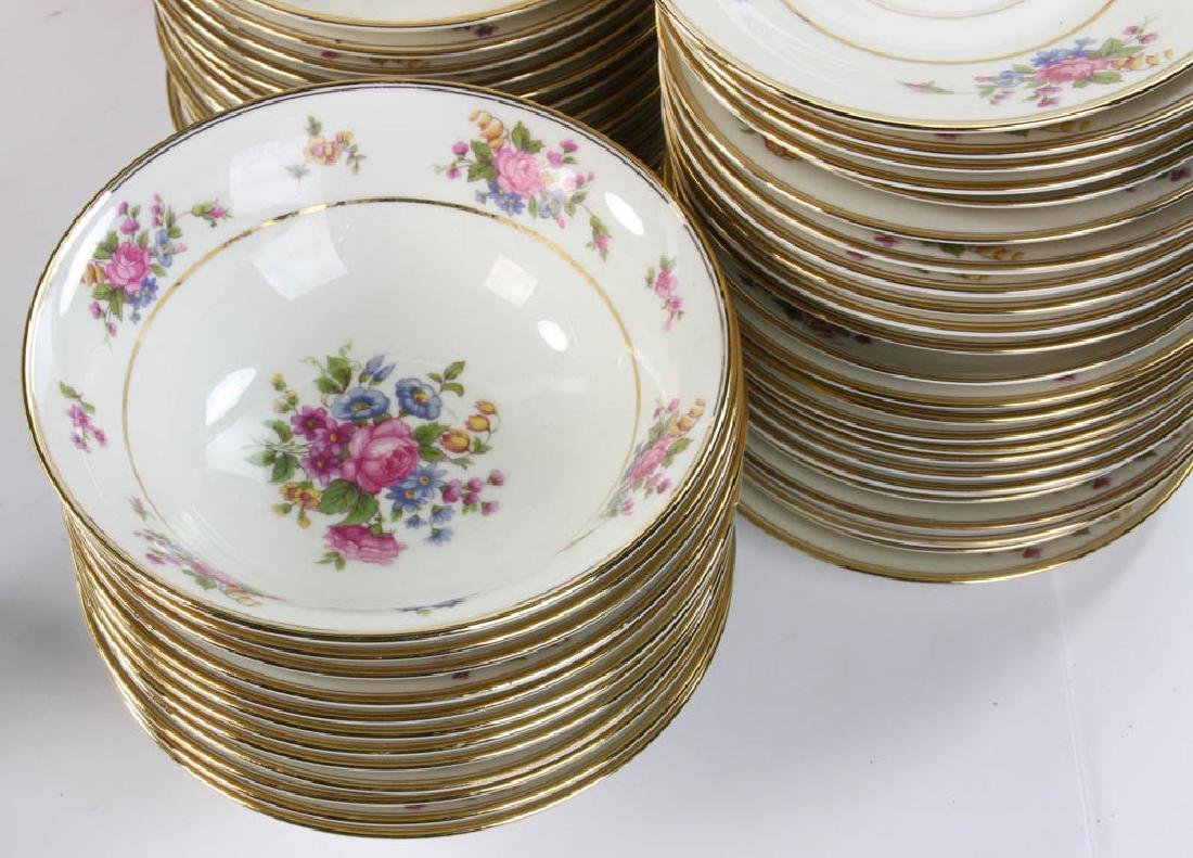 Bavarian Tirschenreuth Porcelain Dinner Set - 6