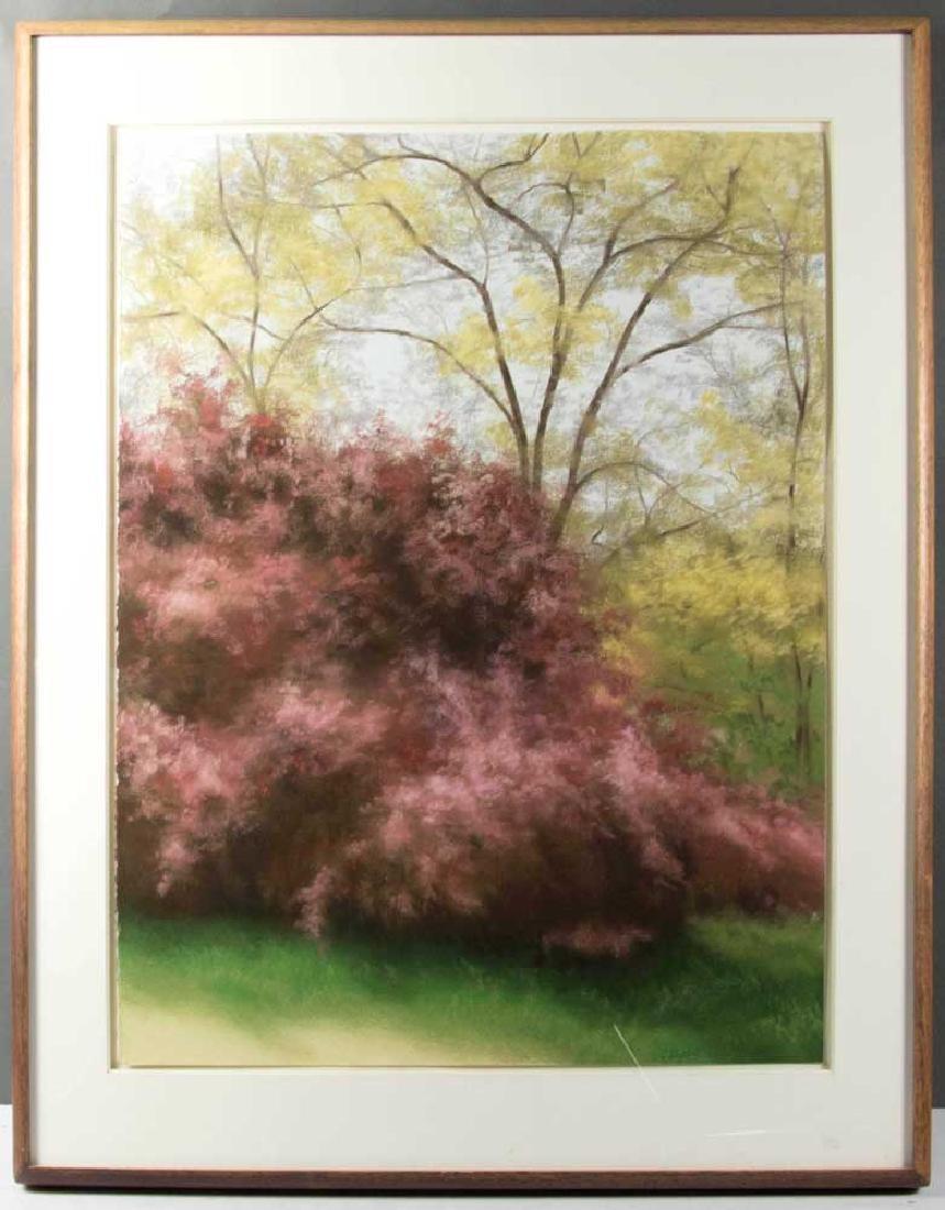 Elizabeth Rickert, Landscape, Pastel