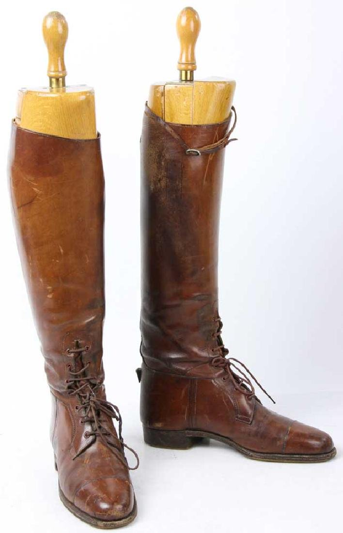 Peal & Co. Leather Equestrian Boots