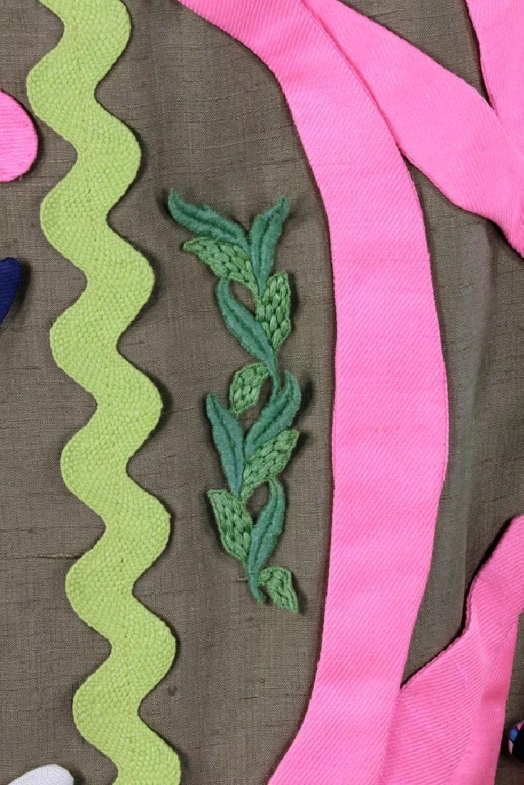 Sarff Zumpano Vintage Designer Evening Gown - 7