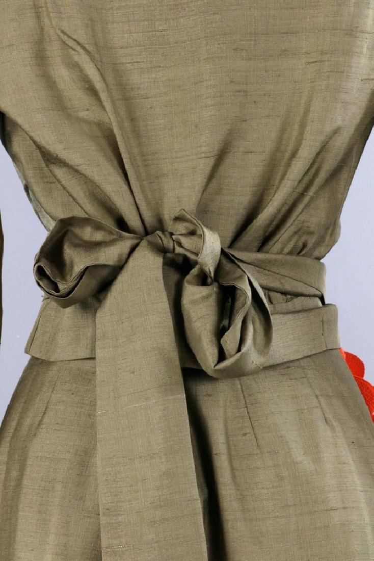 Sarff Zumpano Vintage Designer Evening Gown - 8