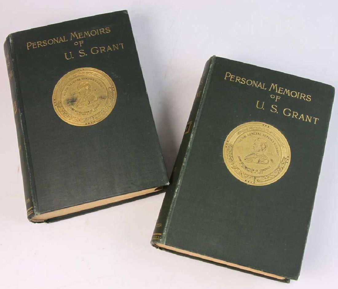 Personal Memoirs of U.S. Grant, 2 vols., 1885