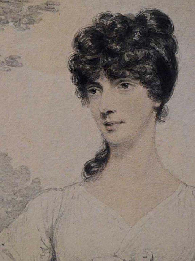 Eldridge Drawing of a Woman - 4