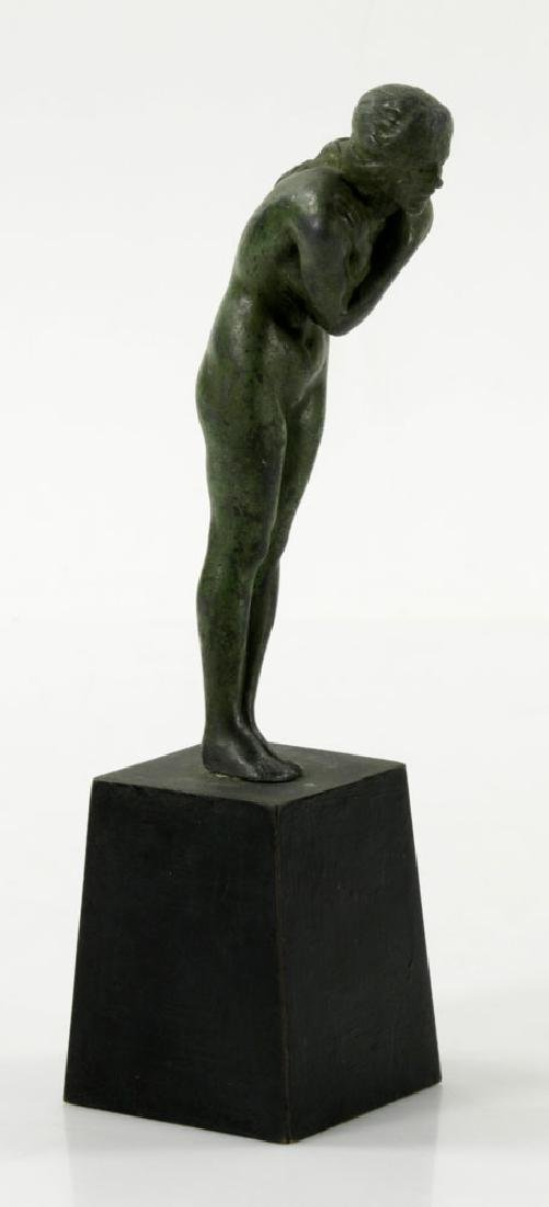 Nude Girl, Bronze