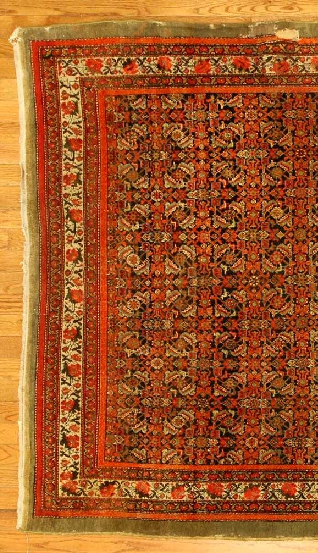 Antique Persian Malayer Rug - 3