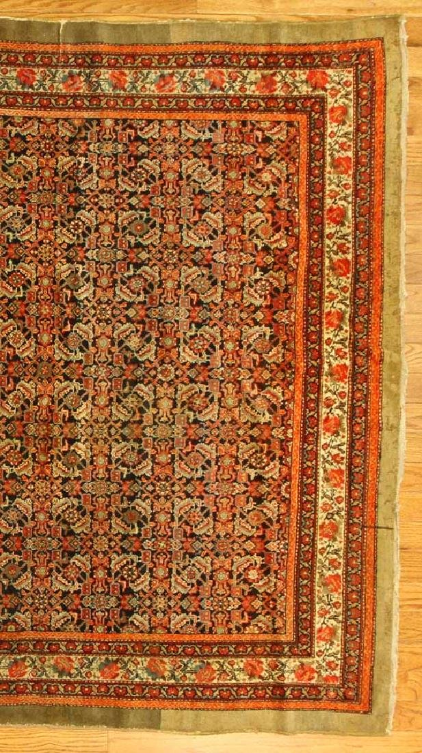 Antique Persian Malayer Rug - 4