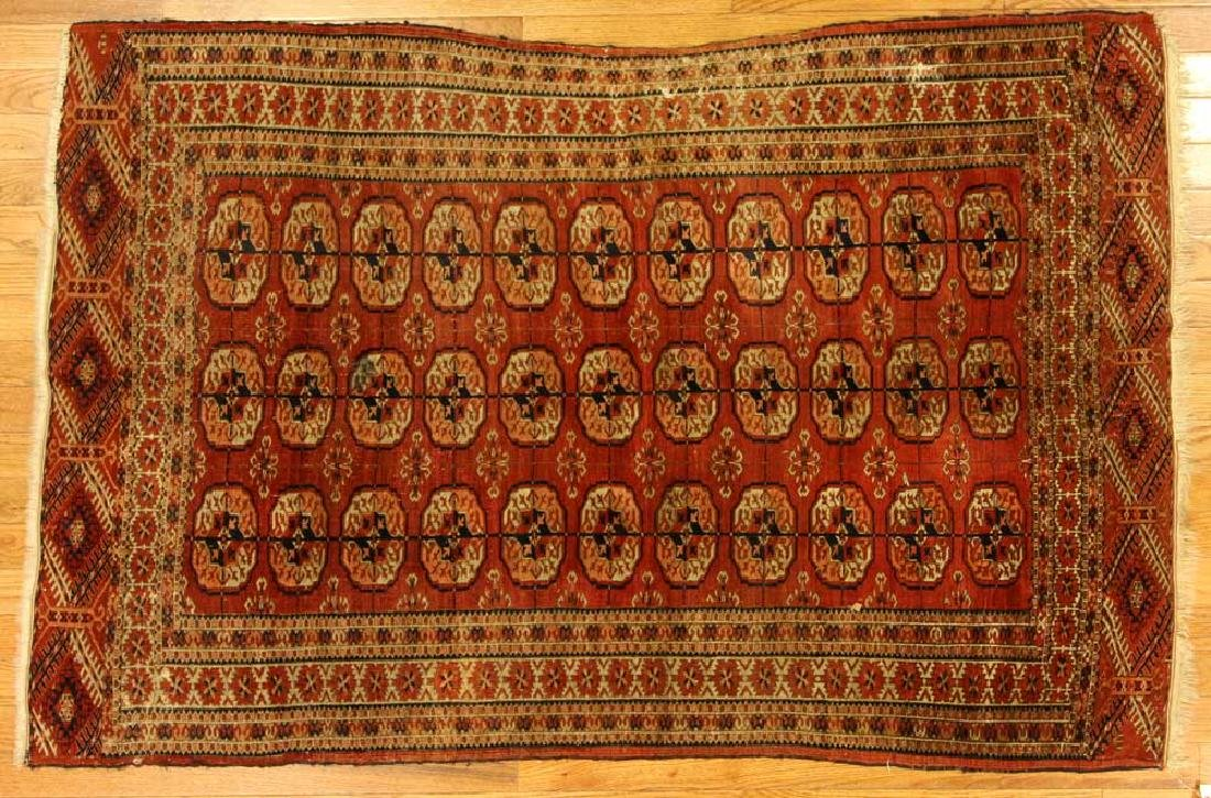 Antique Tekke Bokhara Rug