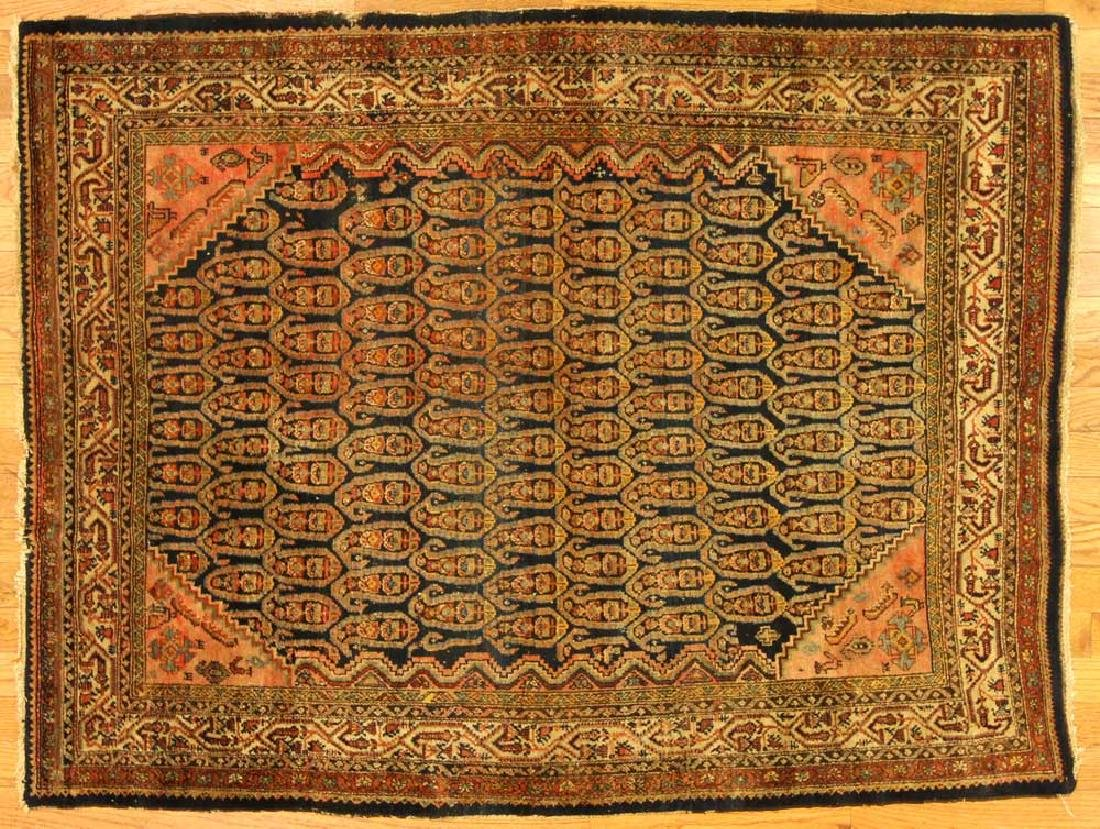 Antique Persian Senna Rug