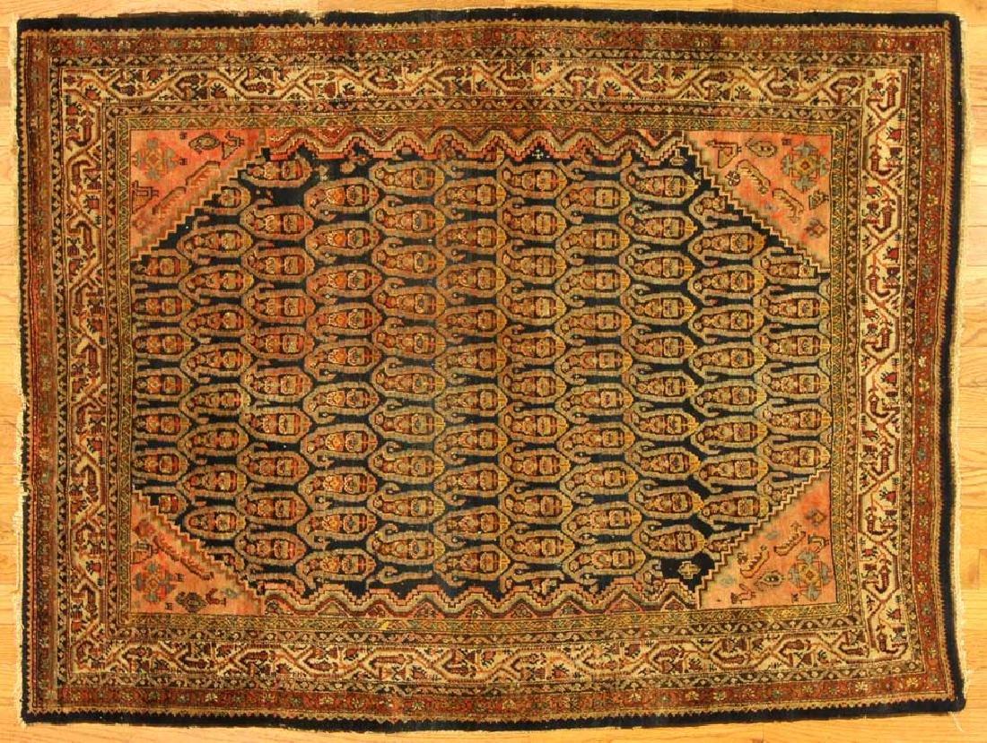 Antique Persian Senna Rug
