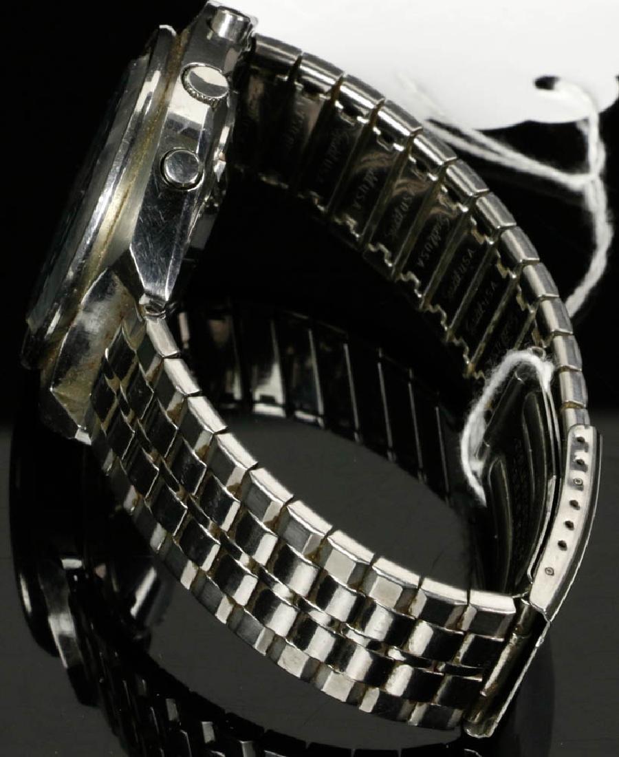 Vintage Seiko Automatic & Movado Watches - 4