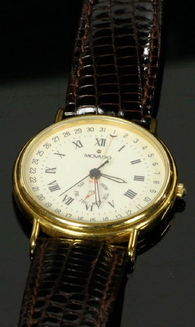 Vintage Seiko Automatic & Movado Watches - 6