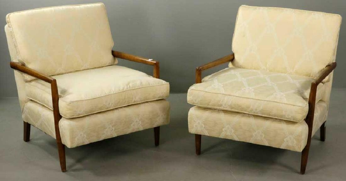 Robjohns Gibbons, Pair of Modern Armchairs