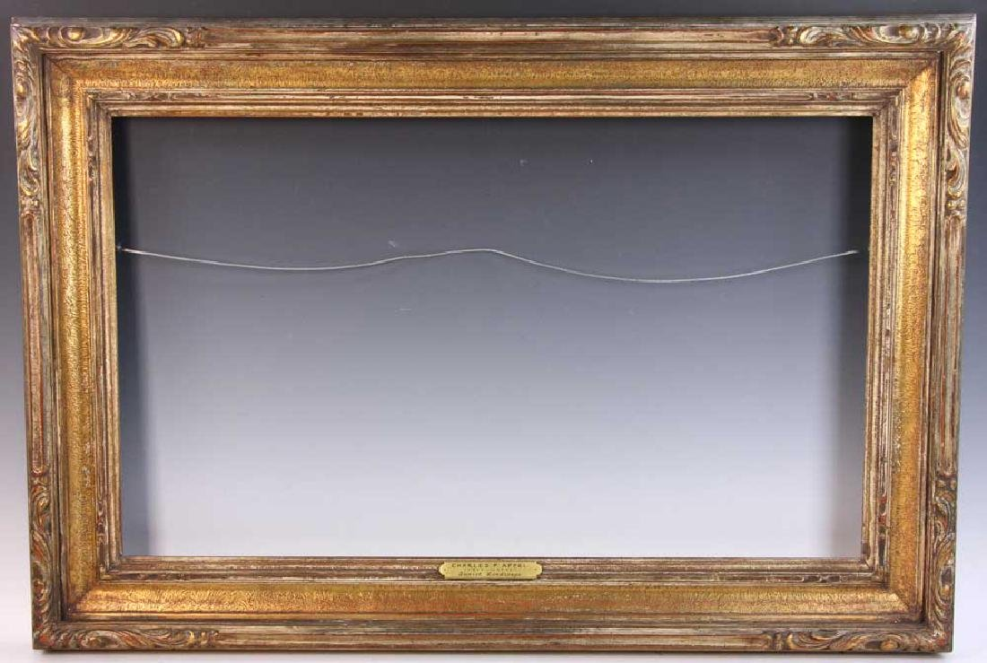 Carved and Gilt Picture Frame