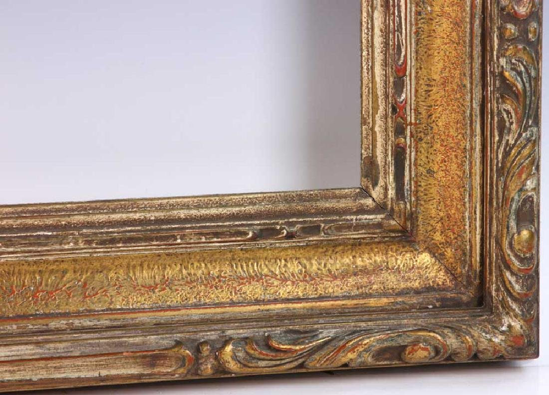 Carved and Gilt Picture Frame - 2