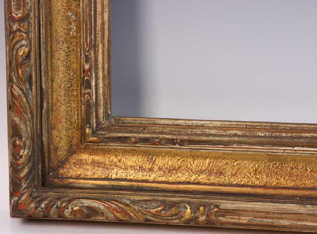 Carved and Gilt Picture Frame - 4