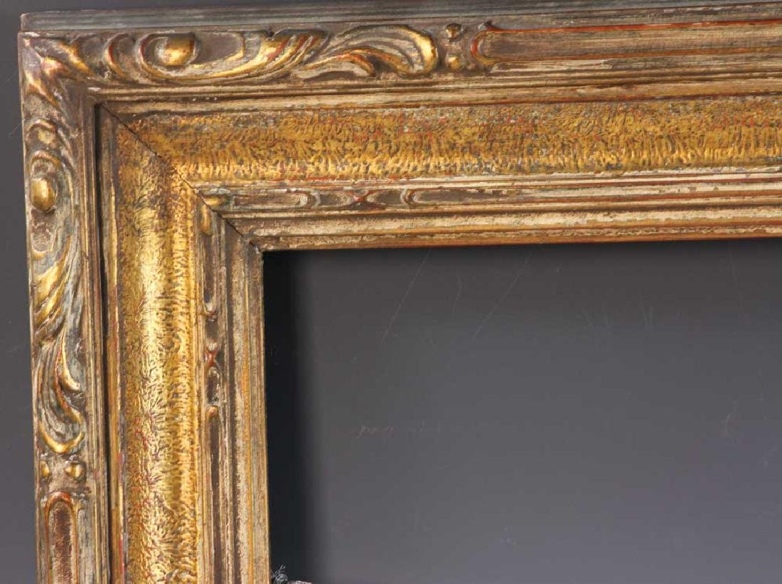 Carved and Gilt Picture Frame - 5