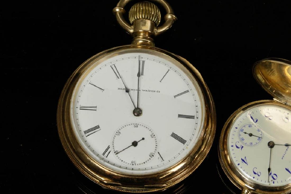 Six Gold & Silver Pocket Watches - 3