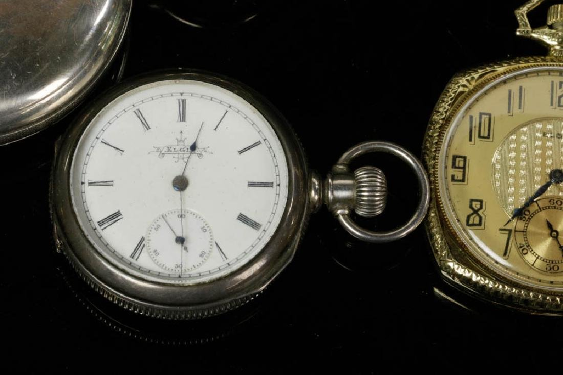 Six Gold & Silver Pocket Watches - 6