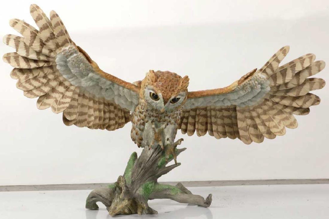 Boehm Limited Edition Screech Owl - 2