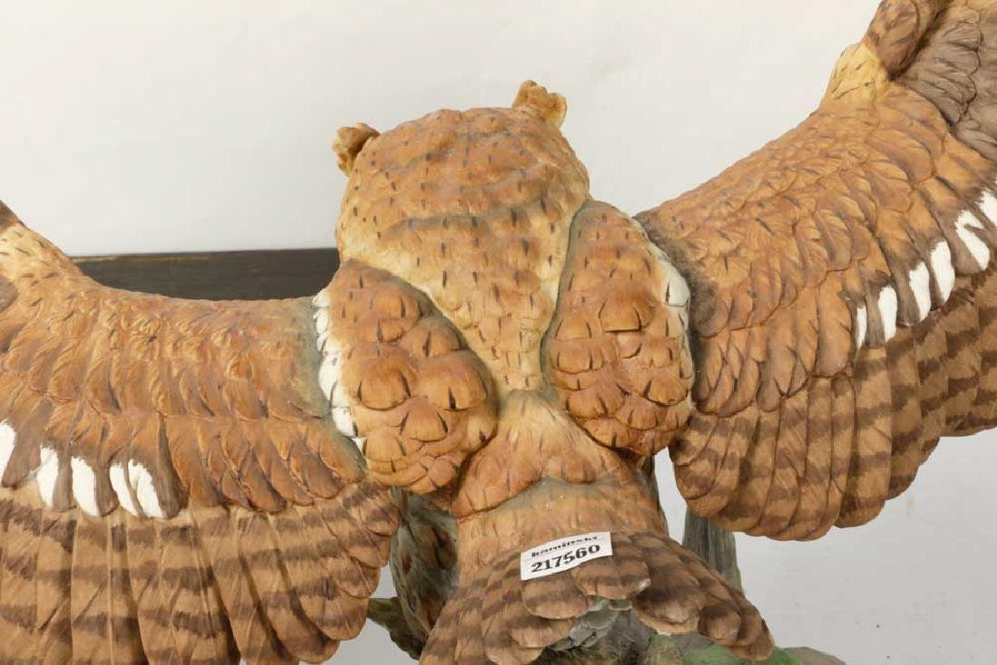 Boehm Limited Edition Screech Owl - 7