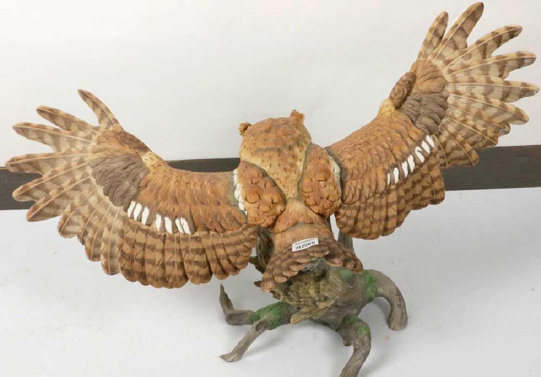 Boehm Limited Edition Screech Owl - 8