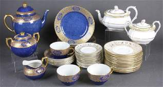 Grouping of English Porcelains