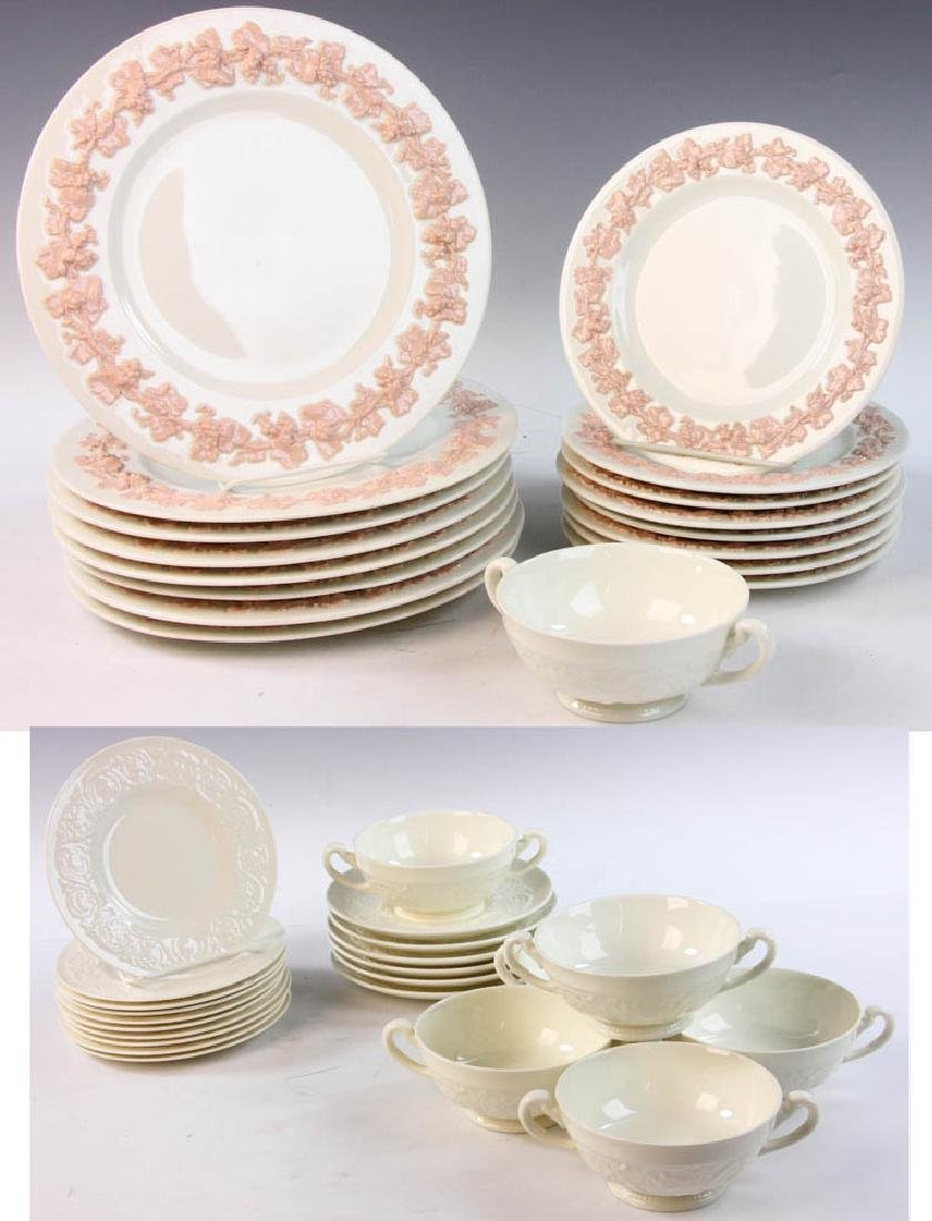 Wedgwood China Patrician and Queen's Ware Patterns
