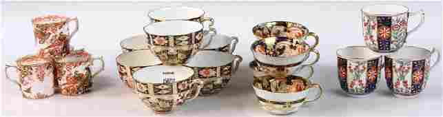 Royal Worcester & Royal Crown Derby China