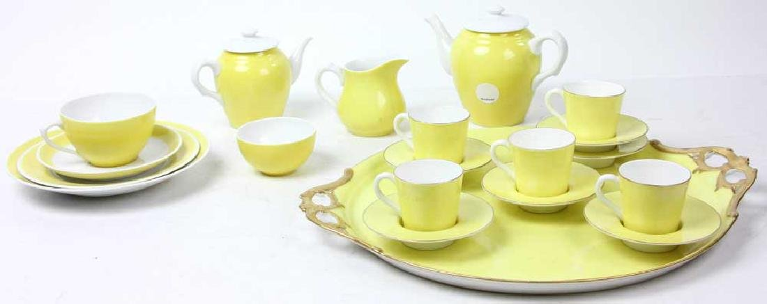 Mottahedeh Partial Tea Set