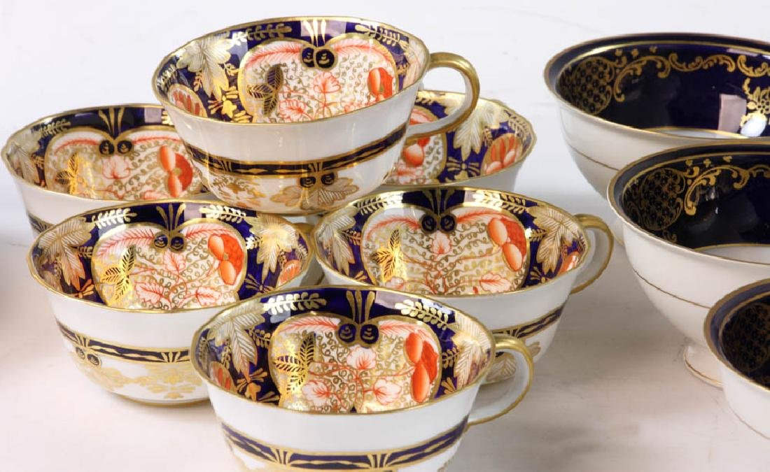 Rosenthal and Royal Crown Derby Cups & Saucers - 3