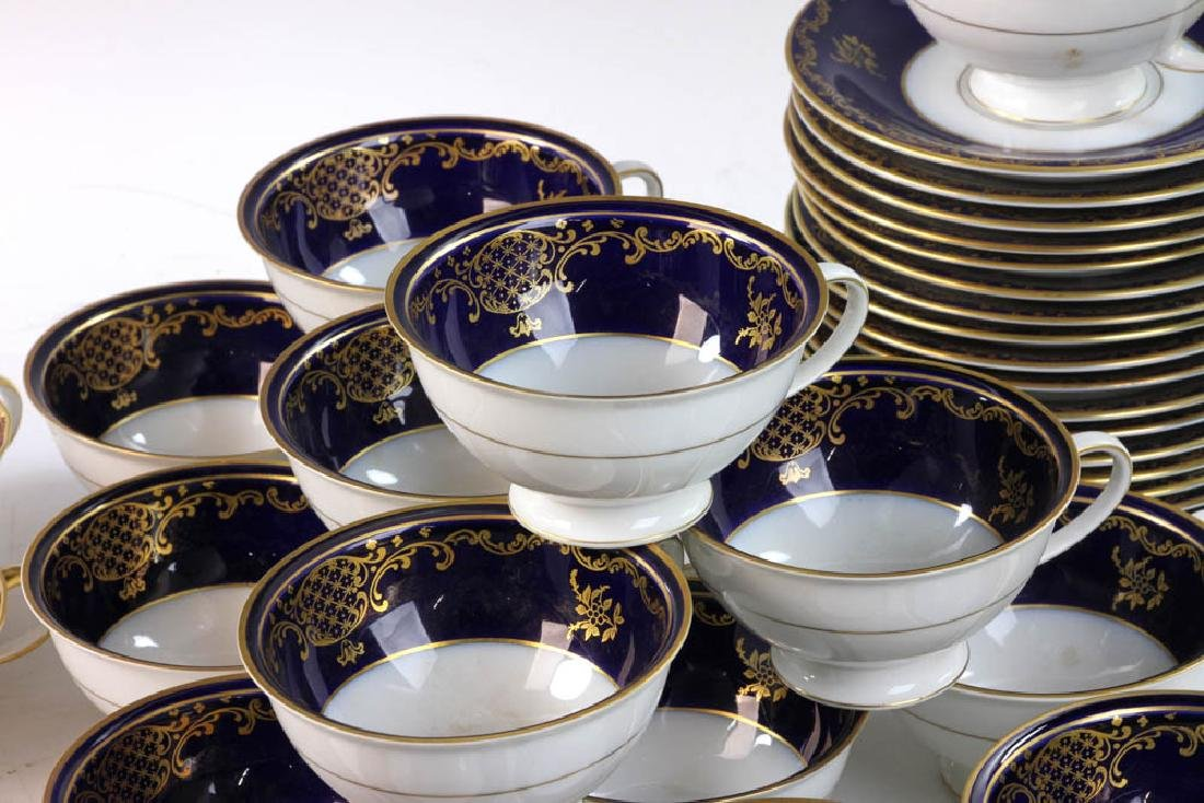 Rosenthal and Royal Crown Derby Cups & Saucers - 5