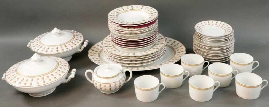 Haviland Limoges Leaf & Berry Design