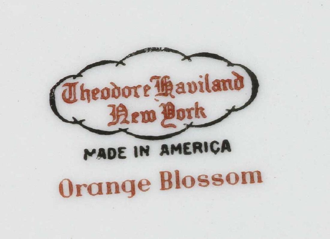 Theodore Haviland China Orange Blossom - 7