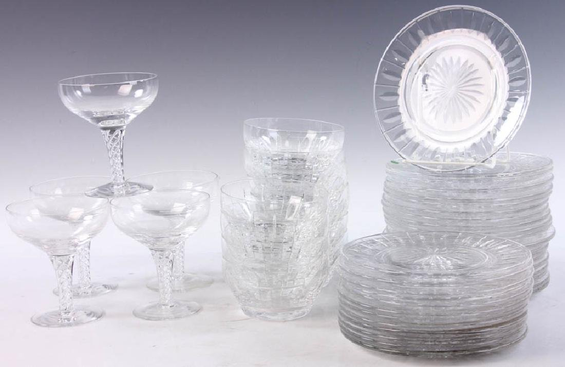 Collection of Stuart Crystal