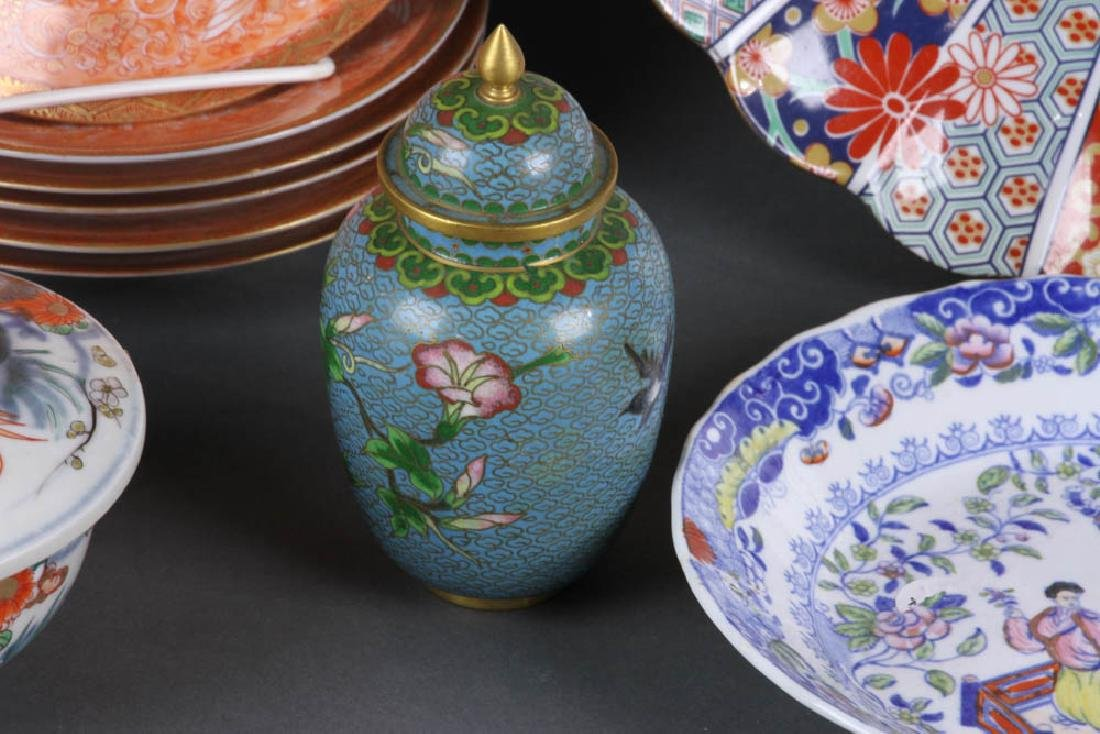 Collection of Asian Decorative Items - 6