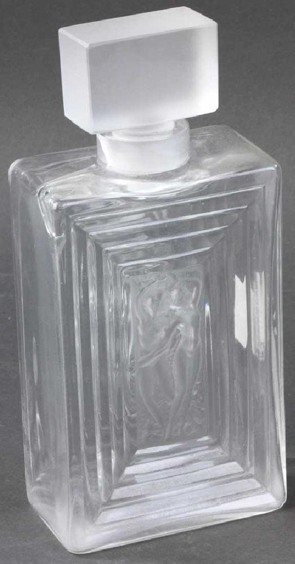Three Pieces of Lalique Glass - 5
